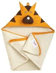 Ręcznik z kapturkiem - tygrysek