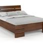 Łóżko drewniane sosnowe visby sandemo high  long długość + 20 cm