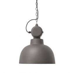 Hk living :: lampa factory szara matowa