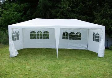Pawilon namiot ogrodowy 3x6m biały