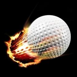 Obraz na płótnie canvas piłeczki do golfa