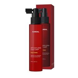 Kundal tonik z kofeiną przeciw wypadaniu włosów head spa  scalp care+ scalp tonic 100ml