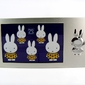 Ramka miffy 10x15cm pamiątka na chrzest z grawerem