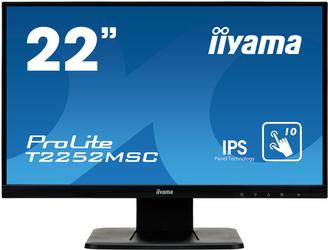 Monitor LED IIYAMA T2252MSC-B1 21,5 dotykowy - Szybka dostawa lub możliwość odbioru w 39 miastach