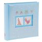 Album kieszeniowy szyty niebieski Sweety 10x15 pamiątka Dedykacja