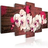 Obraz - radość i orchidea
