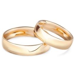 Staviori obrączka. żółte złoto 0,585. szerokość 5 mm.   wykończenie: gładkie     cena za 1 szt.