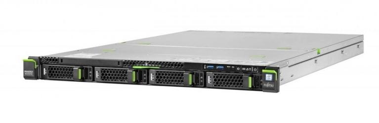 Fujitsu Serwer RX2510M2 E5-2620v4 1x16GB EP400i 2x2TB DVD 3Y LKN:R2512S0010PL