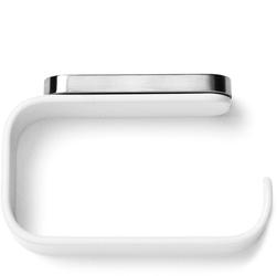 Uchwyt na rolkę papieru toaletowego Menu biały 7700649