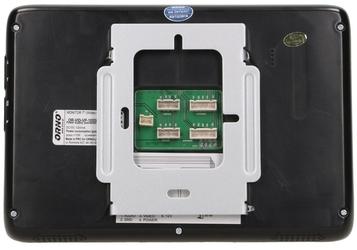 Wideodomofon or-vid-vp-1055b z szyfratorem dico 7 orno czarny - szybka dostawa lub możliwość odbioru w 39 miastach