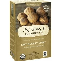 Herbata BIO Cytrusowa z Limonki, 18 torebek Numi Organic Tea