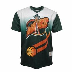 Koszulka Mitchell  Ness NBA Seattle SuperSonics Game Winning Shot - Seattle Supersonics
