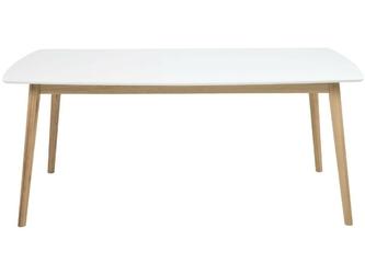 Stół nato l drewniany biały
