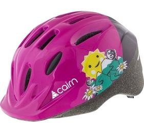 Kask dla dzieci 0-2 lat cairn sunny różowy