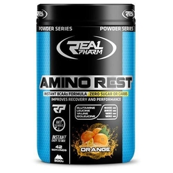 REAL PHARM Amino Rest - 500g - Lemon