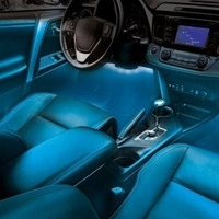 Nastrojowe lampki samochodowe led