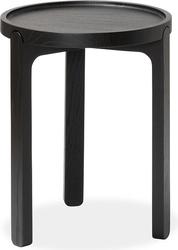 Stolik Indskud 34 cm czarny
