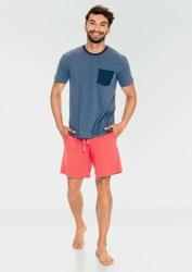 Key MNS 385 A19 piżama męska
