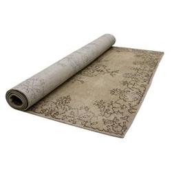 Hk living :: wytarty dywan z kolorowej wełny z wzorami 180x280