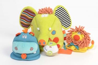 Matrioszka Safari Dolce zabawka sensoryczna