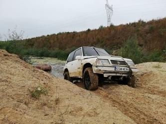 Off road 4x4 - pasażer - toruń - 30 minut
