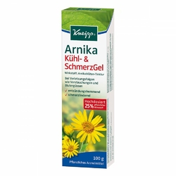 Kneipp Arnika żel przeciwbólowy i chłodzący