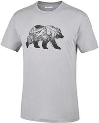 T-shirt męski columbia baker brook em0736039