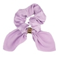 Gumka do włosów scrunchies fioletowa apaszka