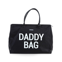 Childhome, Torba podróżna Daddy Bag, czarna