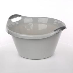 Miska  miednica plastikowa artgos szara 15 l