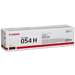 Canon Toner CLBP Cartridge 054H żółty 3025C002