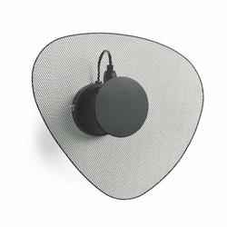 Kinkiet PLAC 30x13 kolor czarny
