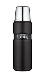 Termos 0,47 l czarny King Thermos
