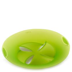 Pokrywka Non-Spill 27cm Lekue zielona 1270300V09U002