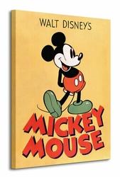 Mickey Mouse Mickey - Obraz na płótnie