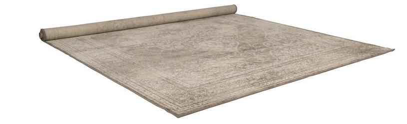 Dutchbone dywan rugged 200x300 jasny 6000025
