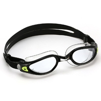 Aquasphere okulary kaiman exo jasne szkła ep116122 black-transparent