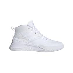 Buty do kosza adidas own the game - ee9639 - biały