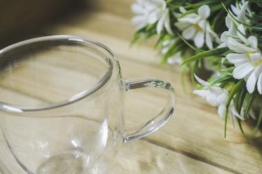 Filiżanka szklana 70 ml