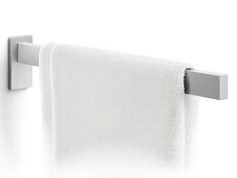 Wieszak łazienkowy na ręcznik linea zack matowy 40397