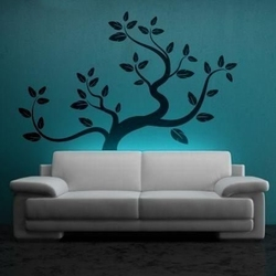 Drzewo 772 szablon malarski