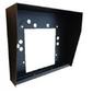 Laskomex da-1 czarna obudowa stalowa, natynkowa, jedno segmentowa - szybka dostawa lub możliwość odbioru w 39 miastach