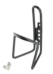 Koszyk bidonu aluminiowy czarny kwa-317-05