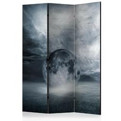 Parawan 3-częściowy - zaginiona planeta room dividers