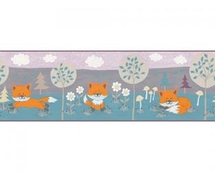 Pasek dekoracyjny lisek border marburg 45903