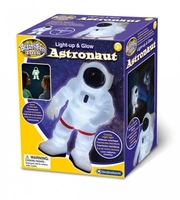 Lampka nocna astronauta glow