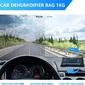 Zestaw osuszaczy powietrza do samochodu fire-to-fire