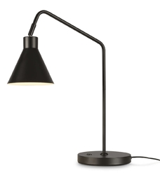 Its about romi lampa stołowa lyontb, czarna lyontb