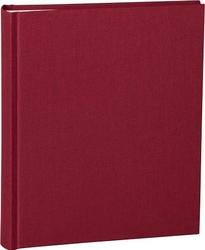 Album na zdjęcia uni classic średni burgund