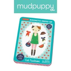 Mudpuppy magnetyczne postacie kocie modelki 4+